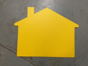 House Die Cut