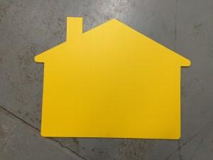 House Die Cut