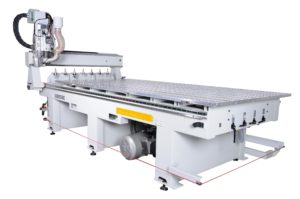 A machine that offers router cutter services in Omaha, NE