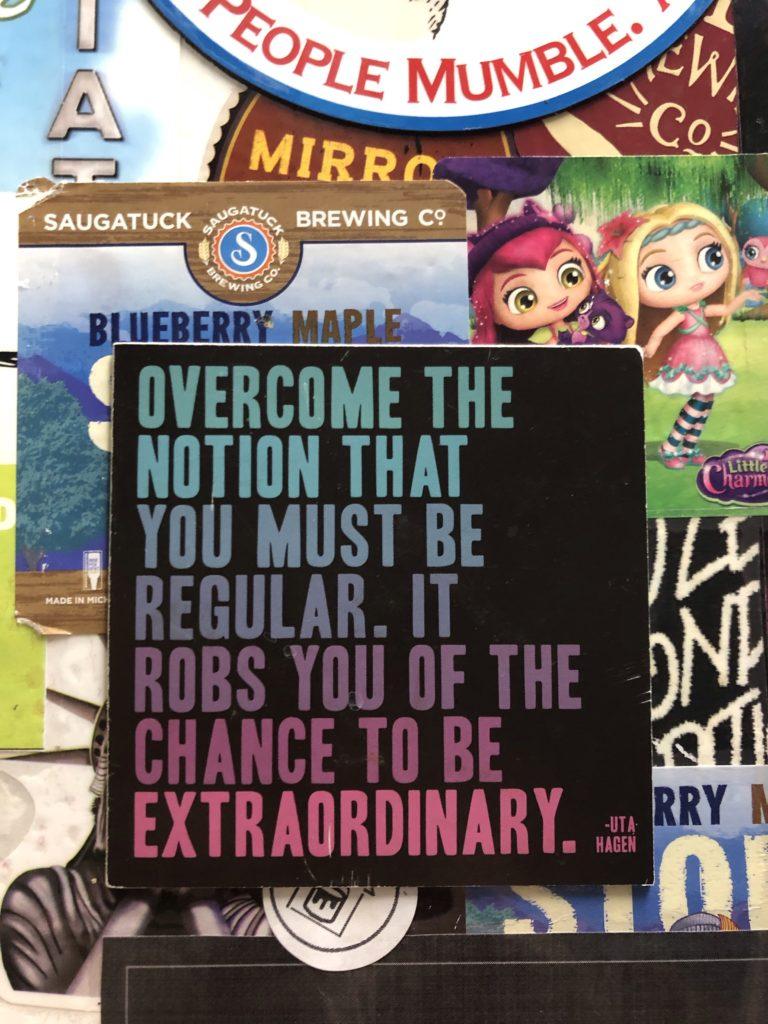 Motivation Signage